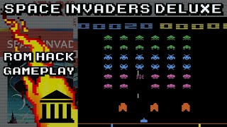 """Space Invaders Deluxe"" (Space Invaders ROM Hack) [Atari 2600]"