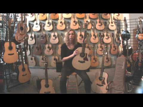 Taylor GS mini acoustic guitar Portland Music Company Broadway