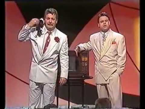 Hale And Pace - 'Microwave Cat' Sketch