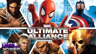 Marvel: Ultimate Alliance PC Gameplay 1080p 60fps