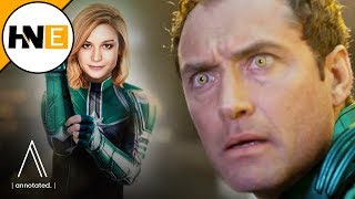 Is Jude Law the Secret Villain of Captain Marvel?