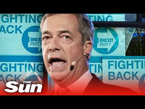 Brexit Party: Nigel