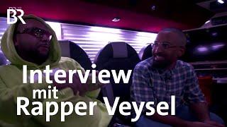 Rapper Veysel rechtfertigt seine Texte   Abendschau   BR