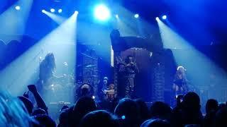 Lordi - Shake the Baby Silent @Helsinki jäähalli 13.12.2019