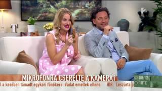 Pachmann Péter rádiós műsorvezetőként debütál - tv2.hu/mokka
