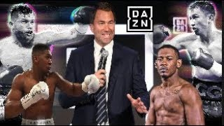 CLEARING UP THE DAZN RUMOURS FOR REAL BOXING FANS!!