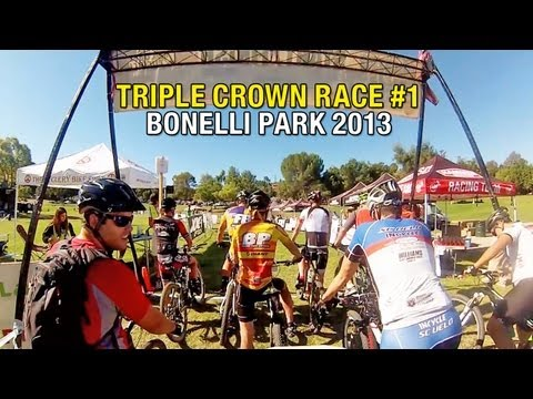 2013 Triple Crown Series Race #1 - Incycle Hammer Time at Bonelli Park
