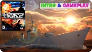 Warship Gunner 2 - iNTRO & Gameplay | PSP / PS2 HD |