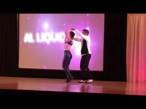 Al Liquid Silver & Danielle CTSF17