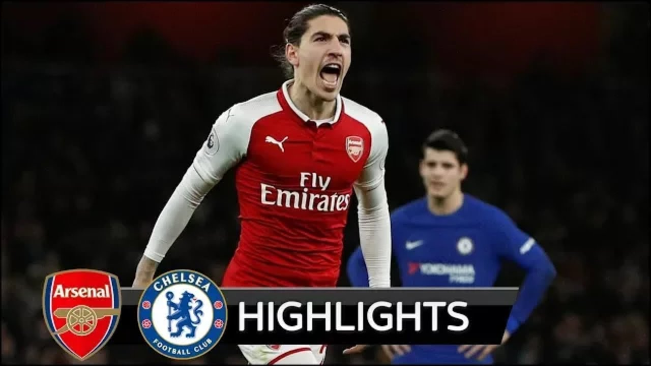 Download Arsenal 2-2 Chelsea - All Goals & Extended Highlights - 03/01/2017 HD