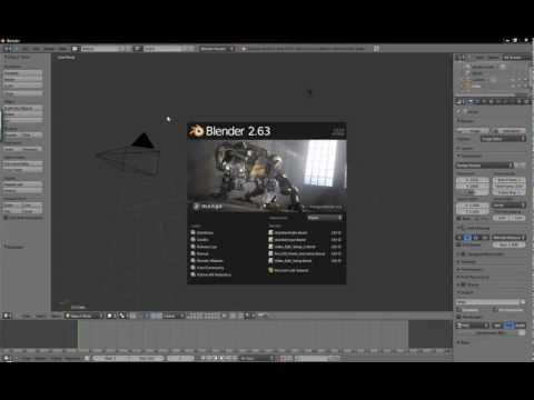 Blender 3D View Tutorial: Rotate, Pan, And Zoom Controls