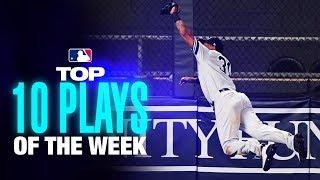 Aaron Hicks flies!! | Top 10 Plays of the Week (7/22 to 7/28) | MLB Highlights