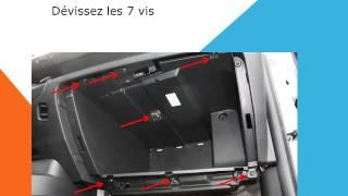 Changement de filtre d'habitacle sur Nissan Micra