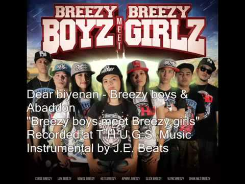 breezy boyz meet breezy girlz pictures Aprhyl from the album  breezy boyz meet breezy girlz  for high quality audio, please buy the original cd only at lux hiphop apparel 2nd floor yellowlane.