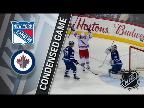 02/11/18 Condensed Game: Rangers @ Jets