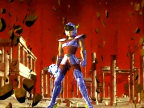 Saint Seiya - Opening - PS2