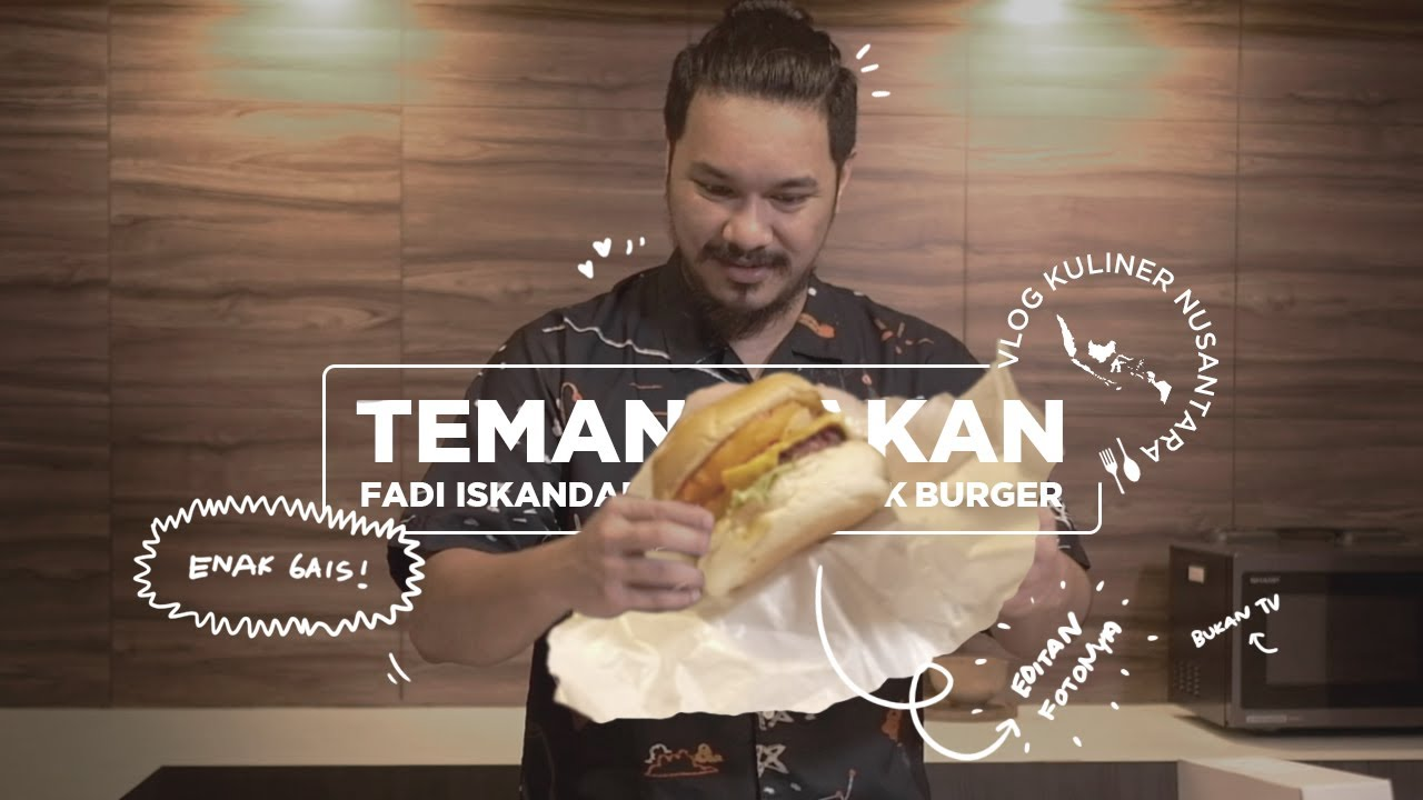 STACK Burger   Fadi Food Journey