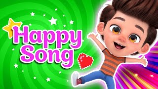 If Your Happy and You Know It  | Binki Kids Nursery Rhymes & Kids Songs