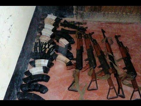Police foil major terror attack, arrest two Al-Shabaab agents