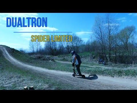 Dualtron Spider 2020. Мощный и быстрый полноприводный электросамокат.