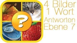 4 Bilder 1 Wort Rätsel Antworten Ebene 7