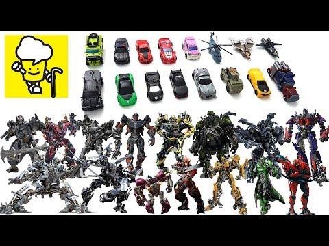 Mini Transformers Movie Toys With Optimus Prime Bumblebee Hot Rod トランスフォーマー 變形金剛