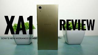 Sony Xperia XA1 REVIEW: Sony's New Mid-Range Smartphone