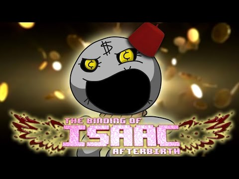 GREED MODE JUDASZEM? | The Binding of Isaac: Afterbirth #4