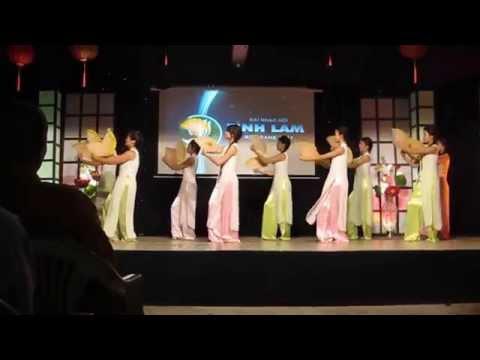 """GDPT DBQA - """"Quê Hương Mùa Xuân"""" Tinh Lam 2  QUEENSLAND 2011"""