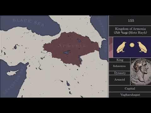 Armenian History In Maps История Армении в картах