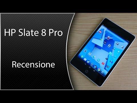 HP Slate 8 Pro - Recensione