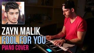 Zayn Malik - Fool For You (Piano Cover by Marijan)