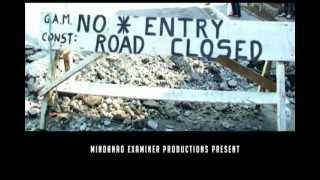 The Inconvenient Truth: The state of Zamboanga roads