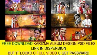 FREE download wedding Karizma Canvera Album PSD LINK IN dispersion[ss free psd]