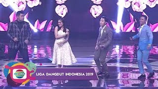 "Irwan DA, Ridwan LIDA, Iqbal  LIDA, Ika DA Cakep Dan Cantik Bagai ""BUNGA DAN KUMBANG"" - LIDA 2019"