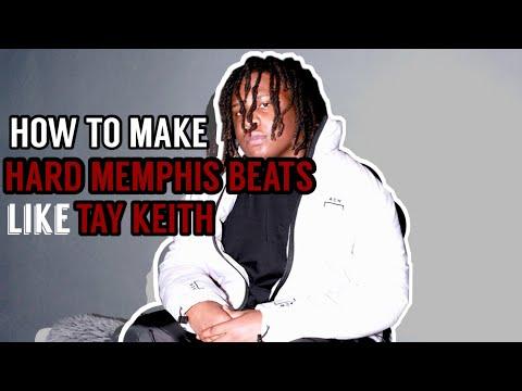 How To Make Hard Memphis Type Beats Like Tay Keith – FL Studio 20 Tutorial