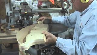 Building A Rockie Horse From Old Barnsiding