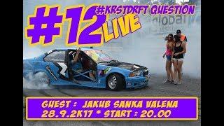#KRSTDRFT Questions Live #12 Jakub Sanka Valena BMW e36 thumbnail