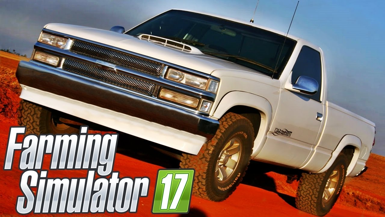 Farming simulator 2017 chevrolet silverado d20 branca com for Add a motor d20