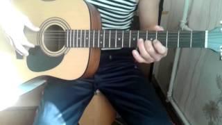 Урок 1 Структура та налаштування гітари Розташування рук