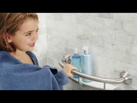 Showering Accessories   Moen Thoughtful Design