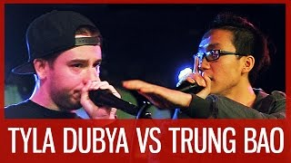 TYLADUBYA vs TRUNG BAO  |  American Beatbox Championship 2016  |  1/4 Final