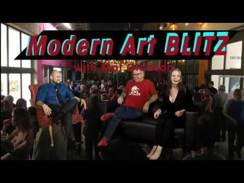 Modern Art Blitz - Edward Hayes & Wini Brewer - Episode #40