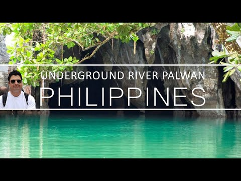 Underground River Palawan Philippines | Seven Wonders In The World