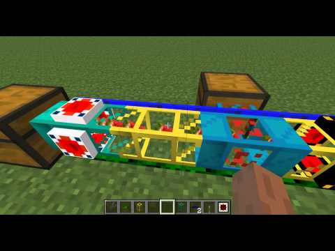Buildcraft - Emzuli Pipe