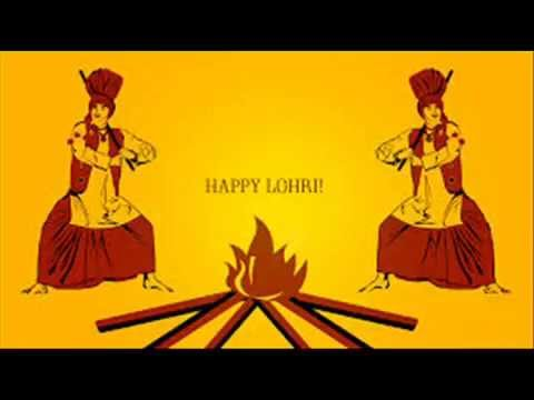 Happy Lohri 2018 - Happy Lohri 2018 Canada - Best Lohri Song Punjabi