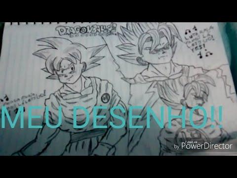 Meu Desenho da aula de Artes