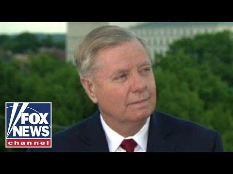Sen. Graham on Trump's strategies for Iran, North Korea