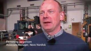 Novo Nordisk har brug for flere maskinmestre