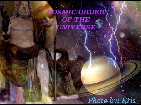 Cosmic Order of the Universe~ Lucifer (antichrist) King of Fallen Angels